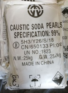 CAUSTIC SODA PEARLS from big pearls factory