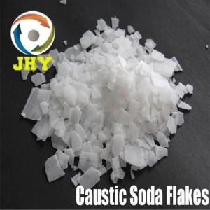 CAUSTIC SODA FLAKES SODIUM HYDROXIDE