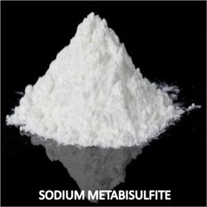 SODIUM METABISULFITE Na2S2O5