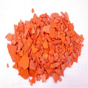 SODIUM SULPHIDE YELLOW RED FLAKES